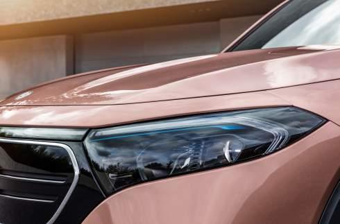 Семь мест и 419 км на одной зарядке: раскрыты характеристики глобального Mercedes-Benz EQB