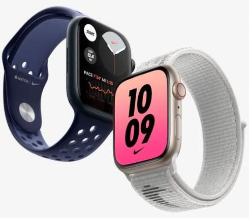 Apple представила Apple Watch Series 7