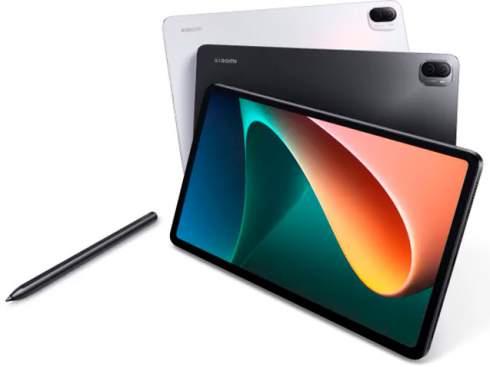 Xiaomi представила 11-дюймовый планшет Pad 5 с процессором Snapdragon 860 и ценой от 349 евро