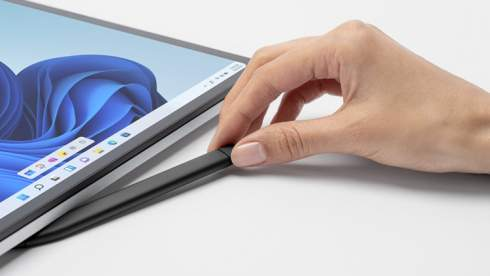 Microsoft представила перо Surface Slim Pen 2 с тактильной обратной связью