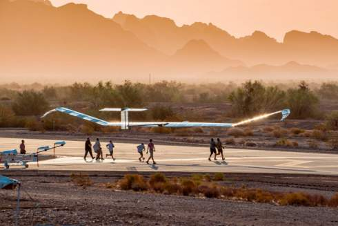«Солнечный» самолёт Airbus Zephyr провёл в воздухе около трёх недель без посадок