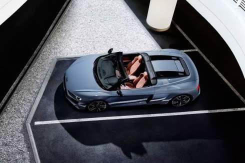 Audi повысила мощность самых бескомпромиссных R8